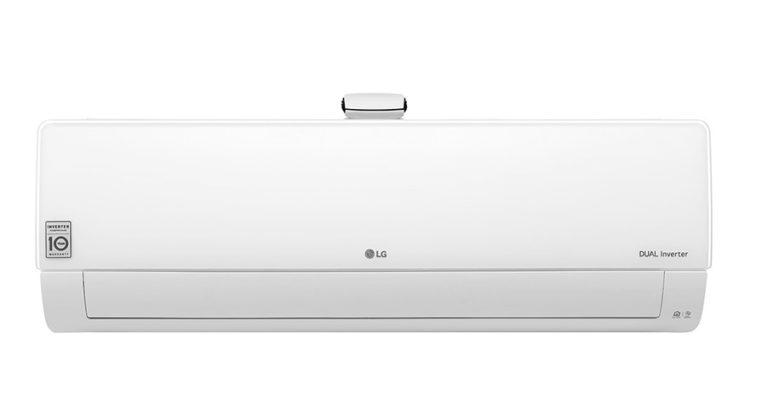 Klimatyzator LG DUAL  COOL z oczyszczaczem powietrza
